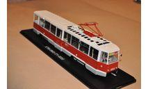 SSM. Трамвай КТМ-5М3 (71-605) Ленинград, маршрут 26, масштабная модель, 1:43, 1/43, Start Scale Models (SSM)