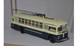 SSM. Троллейбус МТБ-82Д производства Тушинского Авиазавода