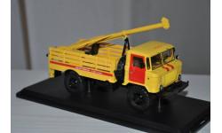 SSM. Бурильная машина БМ-302 (66), Аварийная служба ГАЗ-66