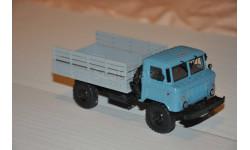 АИСТ. Горький-66 ГАЗ-66 бортовой (голубой/серый)