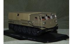 SSM. Артиллерийский гусеничный тягач АТС-59Г