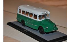 ClassicBus.  КАВЗ-651 бежево-зелёный