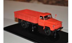 Dip Models. ГАЗ 53Ф Морковный, масштабная модель, 1:43, 1/43
