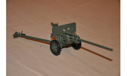 Моделстрой. ЗИС-2 (57-мм противотанковая пушка)