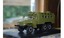 SSM. Кунг К-375 (на шасси УРАЛ-375), масштабная модель, scale43, Start Scale Models (SSM)