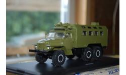 SSM. Кунг К-375 (на шасси УРАЛ-375)