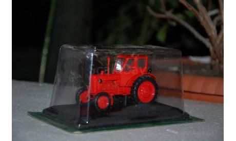Тракторы - история, люди, машины №35 МТЗ-5, масштабная модель трактора, Тракторы. История, люди, машины. (Hachette collections), scale43