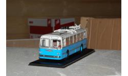 ClassicBus. ЗиУ-5 ( бело-голубой), масштабная модель, 1:43, 1/43