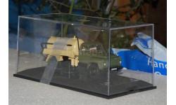 Dip Models. ГАЗ тип АВВ-3,6 Автомобиль-цистерна для перевозки воды (1984 г.), хаки / бежевый, масштабная модель, 1:43, 1/43