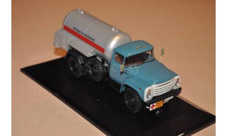Dip Models. АЦТ-8 г. Свердловск 1990, масштабная модель, scale43, ЗИЛ