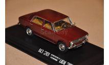 EVRmini. 2101 - 1970. вишневый' (бордовый), масштабная модель, 1:43, 1/43, LADA Image, ВАЗ