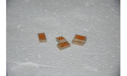 Ящик с морковью, элементы для диорам, 1:43, 1/43, модельстрой