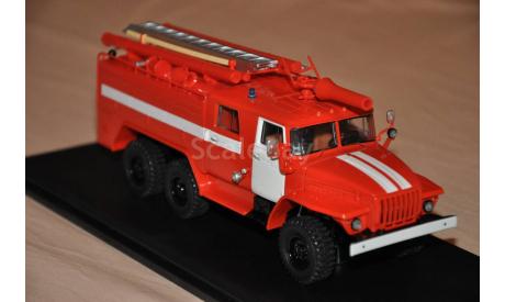 SSM. АЦ-40(43202) ПМ-102Б, масштабная модель, 1:43, 1/43, Start Scale Models (SSM)