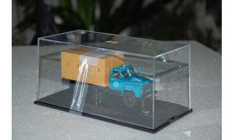 Dip Models. ГЗСА-3704 на шасси 52-01 1969 г. Хлеб, масштабная модель, 1:43, 1/43, ГАЗ