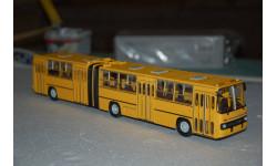 СовА. Икарус-280.33 Ikarus жёлтый, масштабная модель, 1:43, 1/43, Советский Автобус