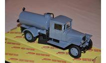 Наш Автопром. УралЗИС-5В АСМ, серый, масштабная модель, scale43