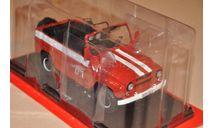 Hachette. УАЗ-469, Легендарные Советские Автомобили 64, масштабная модель, scale24