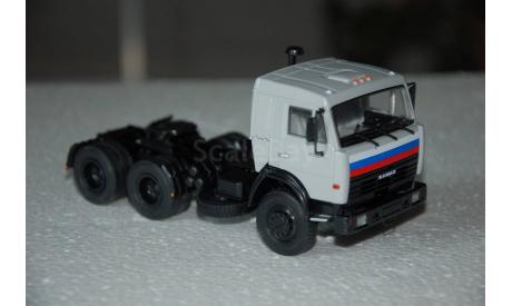 ПАО КАМАЗ. КАМАЗ-54115 седельный тягач, масштабная модель, 1:43, 1/43