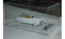 Dip Models. ЗИМ кабриолет (Светло-серый) ГАЗ-12