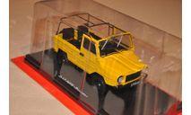 Hachette.  ЛУАЗ-969М 'Волынь' (без тента) №66, масштабная модель, scale24