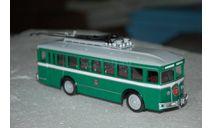 СовА. Троллейбус ЛК-2, масштабная модель, 1:43, 1/43, Советский Автобус