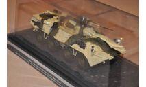 Наши Танки. №48 БТР-80А, журнальная серия масштабных моделей, scale43