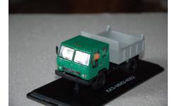 SSM. КАЗ-ММЗ-4502 самосвал