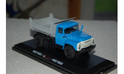 ULTRA Models. ЗИЛ ММЗ 4502 поздний, голубой / серый