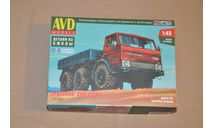 Авто в деталях. Кит ЗИЛ-132РС. 1467AVD, сборная модель автомобиля, 1:43, 1/43, AVD Models