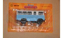 АПП-66, Наши автобусы №17, масштабная модель, 1:43, 1/43, ГАЗ