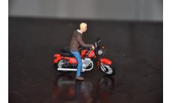 Восход-3М мотоцикл, масштабная модель мотоцикла, 1:43, 1/43, Моделстрой