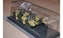 Наши Танки. №1 Т-72А, журнальная серия масштабных моделей, scale43