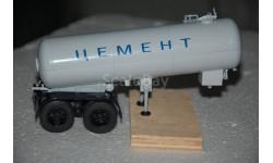 SSM. Полу прицеп ТЦ-11 Цемент, масштабная модель, 1:43, 1/43, Start Scale Models (SSM)