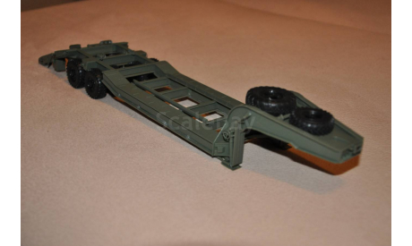 АИСТ. Полуприцеп ЧМЗАП-5247Г, масштабная модель, 1:43, 1/43, Автоистория (АИСТ)