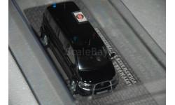 Dip Models. VOLKSWAGEN T-5 'FRIEDERICHS' (Автомобиль выездной охраны) серия ГОН, масштабная модель, 1:43, 1/43