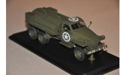 SSM. Studebaker US6 U5 цистерна (со звездой)