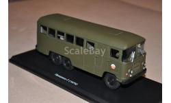 ModelPro. Штабной автобус Прогресс-7, масштабная модель, 1:43, 1/43