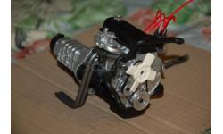 Двигатель в сборе с КПП  Ваз-2101 1:8, запчасти для масштабных моделей, 1/8, DeAgostini