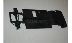 Дно и передняя подвеска Ваз-2101 1:8, запчасти для масштабных моделей, 1/8, DeAgostini