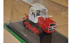 Тракторы: история, люди, машины Т-150 №122, масштабная модель трактора, 1:43, 1/43, Тракторы. История, люди, машины. (Hachette collections)