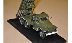 SSM. GMC CCKW 352 БМ-13 'Катюша'