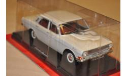 Hachette. ГАЗ-24, Легендарные Советские Автомобили 8, масштабная модель, 1:24, 1/24