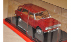 Hachette. ВАЗ-2102, Легендарные Советские Автомобили 26, масштабная модель, 1:24, 1/24