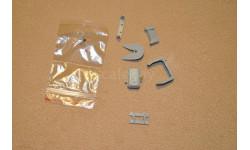 Транскит для сборки седельного тягача ЗиС-120Н / ЗиЛ-164АН, сборная модель автомобиля, 1:43, 1/43, Мастерская ГоСТ
