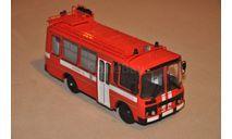 АГ-12(3205), Наши автобусы Спецвыпуск №2, масштабная модель, 1:43, 1/43, ПАЗ