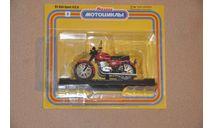 CZ-350/472, Наши мотоциклы №8, масштабная модель мотоцикла, 1:24, 1/24, Modimio