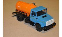 ЗИЛ-КО-520 (4333), Легендарные грузовики СССР №5, масштабная модель, 1:43, 1/43