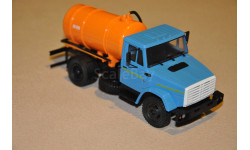ЗИЛ-КО-520 (4333), Легендарные грузовики СССР №5