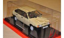 Hachette. ВАЗ-2109 №48, масштабная модель, scale24