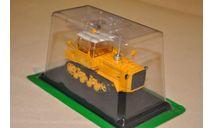 Тракторы: история, люди, машины Т-175 Волгарь №126, масштабная модель трактора, Тракторы. История, люди, машины. (Hachette collections), scale43